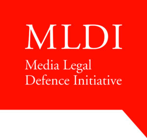 Logo Media Legal Defence Initiative