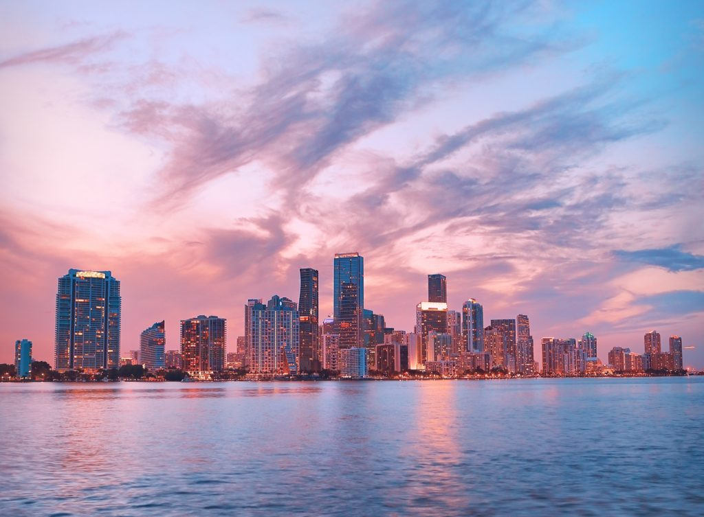 Chambers Diversity Miami skyline