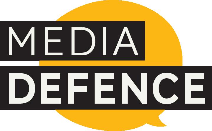 Media Defence 2019 logo